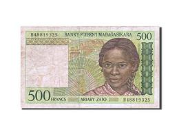 [#258802] Madagascar, 500 Francs, Type 1994-1995 - Madagascar