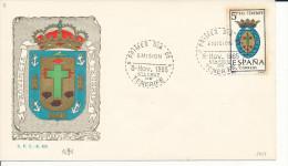 Brief/Carta Spanien/España FDC - Provincia De Tenerife - Tenerife - 1965 - Siehe Scan *) - Spanien