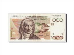 Belgique, 1000 Francs Type Gretry - 1000 Francos