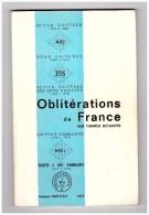 OBLITERATIONS DE FRANCE SUR TIMBRES DETACHES - Philatélie Et Histoire Postale