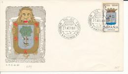 Brief/Carta Spanien/España FDC - Provincia De Vizcaya - Madrid - 1966 - Siehe Scan *) - Spanien