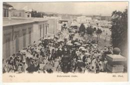 TUNISIE - Enterrement Arabe - ND 169 T - Tunisie