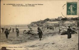 44 - LA BERNERIE-EN-RETZ - Pêche Crevettes - La Bernerie-en-Retz