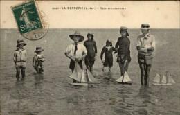 44 - LA BERNERIE-EN-RETZ - Régates Enfantines - Petits Bateaux - La Bernerie-en-Retz