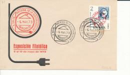 Brief/Carta Spanien/España - Exposition Filatelicia - Madrid - 1973 - Siehe Scan *) - Spanien