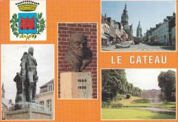 LE CATEAU  MULTIVUES (dil216) - Le Cateau