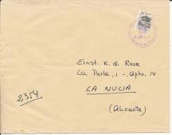 Brief/Carta Spanien/España -  - Madrid - 19?? - Siehe Scan *) - Spanien