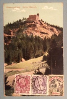 POLONIA - RIESENGEBIRGE - RUINE KYNAST - MONTI DEI GIGANTI - CASTELLO DI CHOJNIK - PER BOLOGNA 1915 - Polonia