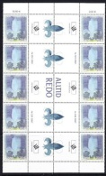 Europa Cept 2007 Aland 1v Strip 5x Gutter ** Mnh (F3343) - 2007