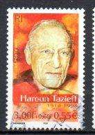 FRANCE. N�3344 de 2000 oblit�r�. Haroun Tazieff.
