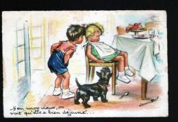 GERMAINE BOURET -BEN MON VIEUX, ON VOIT......, 2 SCANS - Bouret, Germaine