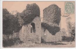 RIDEAUVILLE Ruines De L'église - Other Municipalities