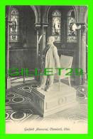 CLEVELAND, OH - J. A. GARFIELD MEMORIAL - PUB. BY SOUVENIR POST CARD SHOP -