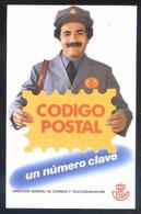 *Código Postal 08021* Ed. Dirección General De Correos Y Telecomunicación. Nueva. - Correos & Carteros