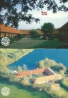 Jaruplind Højskole. Hochschule.  Jaruplund Weding.  6 Cards.  # 04404 - Deutschland