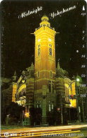 TARJETA DE JAPON DE MIDNIGHT YOKOHAMA DE 105 UNITS (250-351-1989) - Japón