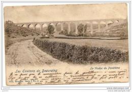 PONDROME ..--  Nels 8 , N° 21 . Le Viaduc . 1903 Vers NAMUR ( Mr Victor LAMBERT , Militaire ) . Voir Verso . - Beauraing