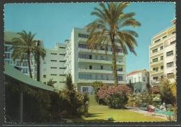 LIBAN - Beyrouth - L'H�tel Excelsior et son jardin