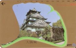 TARJETA DE JAPON DE UN PALACIO DE 320 UNITS (330-158-1989) PALACE - Japón