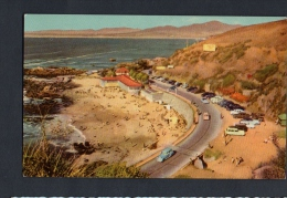Chile Viña Del Mar Foto RPPC Ca1950  Tarjeta Postal Vintage Original Postcard Cpa Ak (W4_1097) - Chile