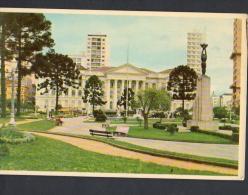 Curitiba Praca Santos Andrade Tarjeta Postal Vintage Original Postcard Cpa Ak (W4_1103) - Curitiba