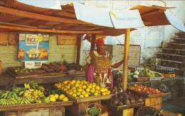 Antigua St John's Fruit And Vegetable Stand - Antigua & Barbuda