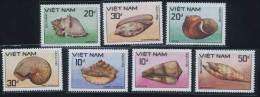 Vietnam Viet Nam MNH Perf Stamps 1988 : Sea Shell Shells (Ms558) - Vietnam
