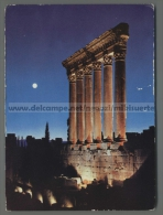 U3602 LEBANON THE SIX COLUMS OF THE TEMPLE OF JUPITER scritta (tur)