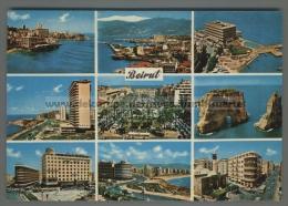 U3607 LEBANON BEIRUT VIEWS (tur)