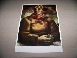 6068-48- -Ansichtskarte- Masereel Blonder Matrose - Ilustradores & Fotógrafos