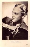 Actors.Gustav Frohlich.Latvian Edition Nr.3706 - Actors