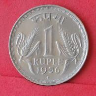 INDIA  1  RUPEE  1976   KM# 78,1  -    (Nº11747) - India