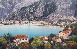KOTOR (K.u.k.Österreich, Heute Montenegro), Karte Gel.um 1915 - Montenegro