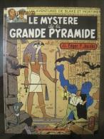 BLAKE ET MORTIMER 1972  LE MYSTERE DE LA GRANDE PYRAMIDE   HISTOIRE DU JOURNAL TINITIN - Blake Et Mortimer