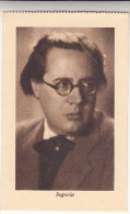 Reclame Postkaart Pirastro, Violiste, Violoniste, Segovia (pk18583) - Music And Musicians