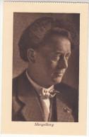 Reclame Postkaart Pirastro, Violiste, Violoniste, Mengelberg (pk18587) - Music And Musicians
