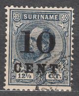 Suriname 1898 Mi#35 I Used - Surinam ... - 1975