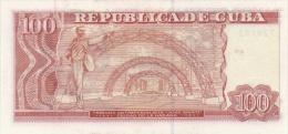 CUBA P. 129e 100 P 2013 UNC - Cuba