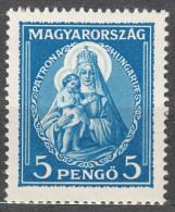 Hungary 1932 Madonna Mi#486 Mint Hinged