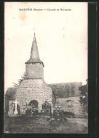 CPA Barenton, Chapelle De Montéglise - Barenton