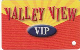 Valley View Casino - VIP - Blank - Valley - California - USA