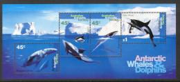 AAT - BF1 ** Baleines & Dauphins (whales & Dolphins) - Australian Antarctic Territory (AAT)