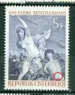 Autriche    ANK 1132 I    * *  TB   Avec Deux Nombrils - Varietà & Curiosità