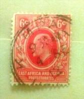 USED STAMPS OF BRITISH COMMONWEALTH COUNTRIES - Kenya, Uganda & Tanganyika