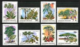 RWANDA 1979 - Flore, Arbres et arbustes du Rwanda - 8 Val Neuf // Mnh