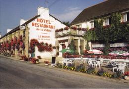 SAINT GILLES Du VIEUX MARCHÉ - Hôtel Restaurant De La Vallée - Mr Mme LE MOINE - Tableau Des Ets Fleuris (K3b-951) Neuve - Saint-Gilles-Vieux-Marché