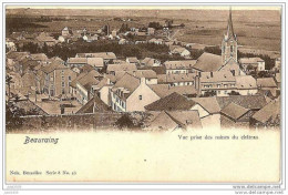 BEAURAING ..-- Nels 8 , N°46 . Panorama . Vers BIEVRE ( Melle Maria CLASSENS ) . Voir Verso . - Beauraing