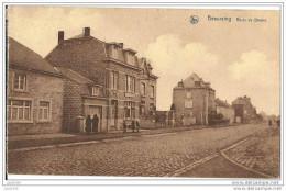 BEAURAING ..--  Route De DINANT . 1933 Vers WAVRE .   Voir Verso . - Beauraing