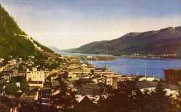 JUNEAU Harbor - Juneau