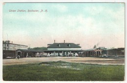 Union Station, Rochester, N.H. - Rochester